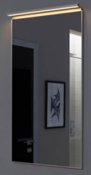 De Aqua Зеркало Сильвер 6075 (SIL 402 060 S)