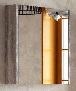 Corozo Зеркало-шкаф Верона 65 антик
