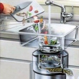 Как выбрать измельчитель пищевых отходов?