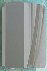 Velvex Зеркальный шкаф Iva 60 белый