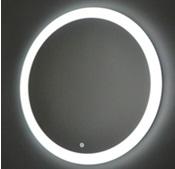 Corozo Зеркало Мицар D650 LED - фото, картинка, фотография