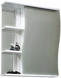 СанТа Зеркальный шкаф Волна 55 R