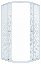 Triton  Душевой уголок Стандарт мозаика 100x100