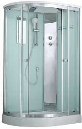 Timo Душевая кабина Comfort T-8802 P R Fabric Glass