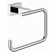 Grohe Держатель туалетной бумаги Essentials Cube 40507000