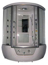 Appollo Душевой бокс GUCI-861 серый