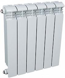 Радиатор Alum 500 6 секций