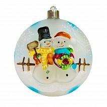 Feron Световая фигура Ёлочная игрушка со снеговиками LT050