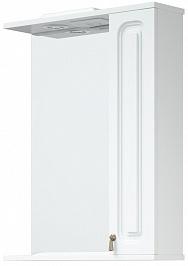 Corozo Зеркало-шкаф Элегия Ретро 60, бронза