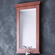 Opadiris Зеркало для ванной Палермо 50 орех