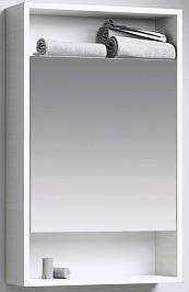 Aqwella Зеркало-шкаф для ванной Сити 50 дуб канадский
