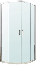 BERGES Wasserhaus Душевой уголок Solo R 80x80 061101