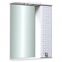 Runo Зеркало-шкаф для ванной Авила 60