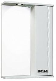 Runo Зеркало-шкаф для ванной Лотос 50