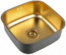 Zorg Кухонная мойка Inox PVD SZR-4040 BRONZE