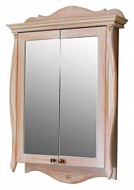 Атолл Зеркальный шкаф Ривьера 80 apricot