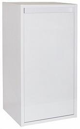Mixline Полупенал для ванной Аврора 30 белый H-600