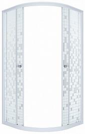 Triton  Душевой уголок Стандарт мозаика 90x90