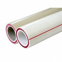 ФД Пласт Труба PPR PN 25 белая стекловолокно Дн- 20х 3,4мм