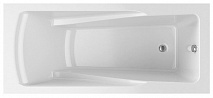 Alex Baitler Акриловая ванна MADIN 150х75