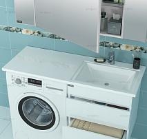 СанТа Умывальник над стиральной машиной Лидер 1202/482 R