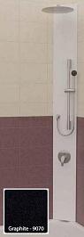 Kolpa San Душевая панель MINIMALIST 1F графит