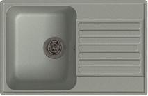 Granfest Мойка кухонная Quarz GF-Z78 Серый