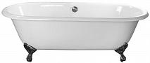 Elegansa Чугунная ванна Gretta Chrome
