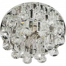 Feron Встраиваемый светильник 1550 LED прозрачный