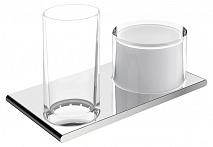 Keuco Дозатор Edition 400 11553 со стаканом