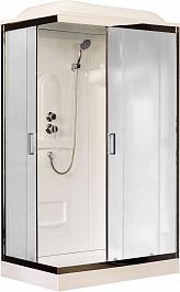 Royal Bath Душевая кабина RB 8120HP1-M-CH R (матовое стекло)