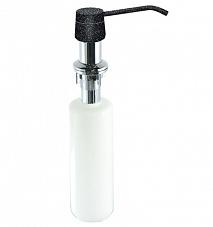 Lemark Дозатор жидких моющих средств AC-22plm308 встраиваемый, черный