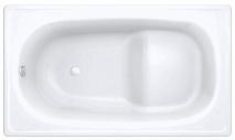 BLB Стальная ванна Europa mini 105х70 с сиденьем