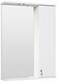 Runo Зеркало-шкаф для ванной Мерида 58