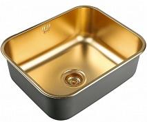 Zorg Кухонная мойка Inox PVD SZR-5343 BRONZE