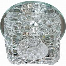 Feron Встраиваемый светильник JD185 JCD9 LED подсветка, прозрачный