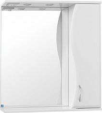Style Line Зеркальный шкаф Панда 550/С Волна