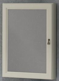Opadiris Зеркало-шкаф для ванной Клио 45 L слоновая кость