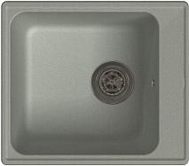 Granfest Мойка кухонная Quarz GF-Z17 Серый