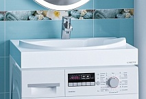 СанТа Умывальник над стиральной машиной Сатурн 600/550