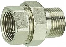Tivoli Резьбовое соединение прямое Ду 20 (418458)