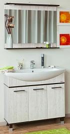 Sanflor Мебель для ванной Толедо 105 венге, орегон