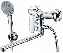 WasserKRAFT Смеситель Vils 5602L для ванны и душа
