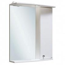 Runo Зеркальный шкаф Ирис 55 R