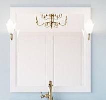 ValenHouse Зеркало Лиора 90 белое