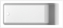 Astra-Form Ванна Нейт 170х80, литой мрамор