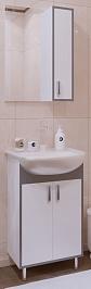 Corozo Мебель для ванной Спектр 50, серая