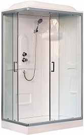 Royal Bath Душевая кабина RB 8120HP1-T-R (прозрачное стекло)