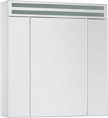 De Aqua Зеркало-шкаф для ванной Эколь 80