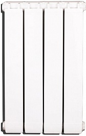Радиатор Nik 350 4 секции